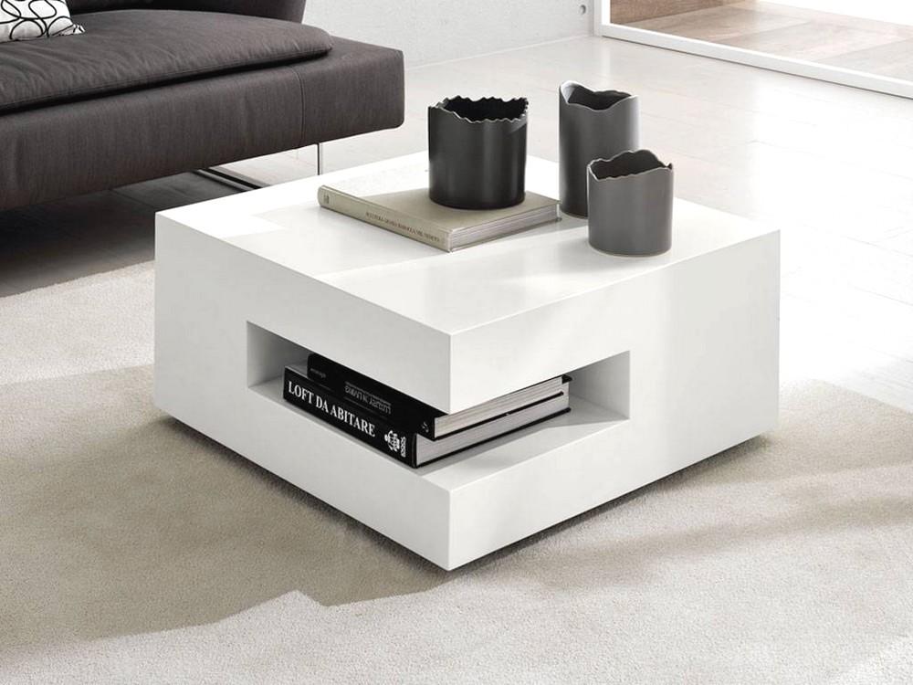 Tavolino Da Salotto Moderno Bianco.Dettagli Su Coppia Tavolini Da Salotto Moderni Laccati