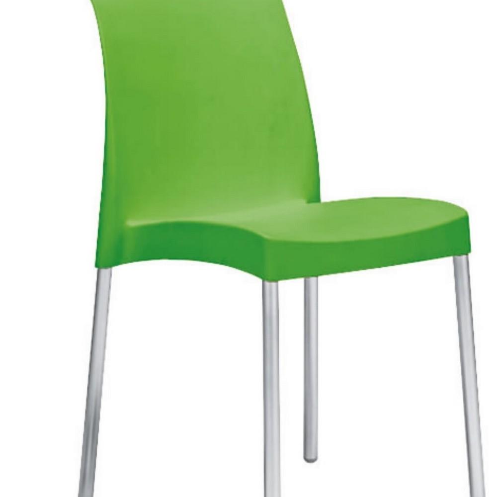Scab design sedia in plastica impilabile jenny da esterno - Sedia polipropilene impilabile ...