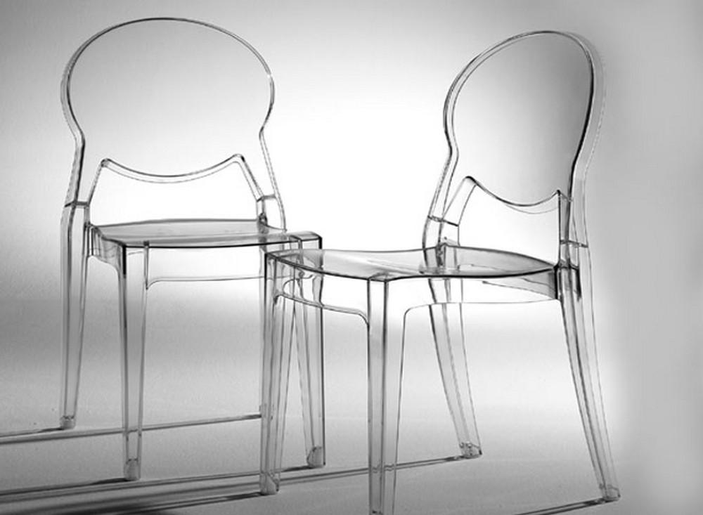 Sedia impilabile Igloo Chair di Scab Design