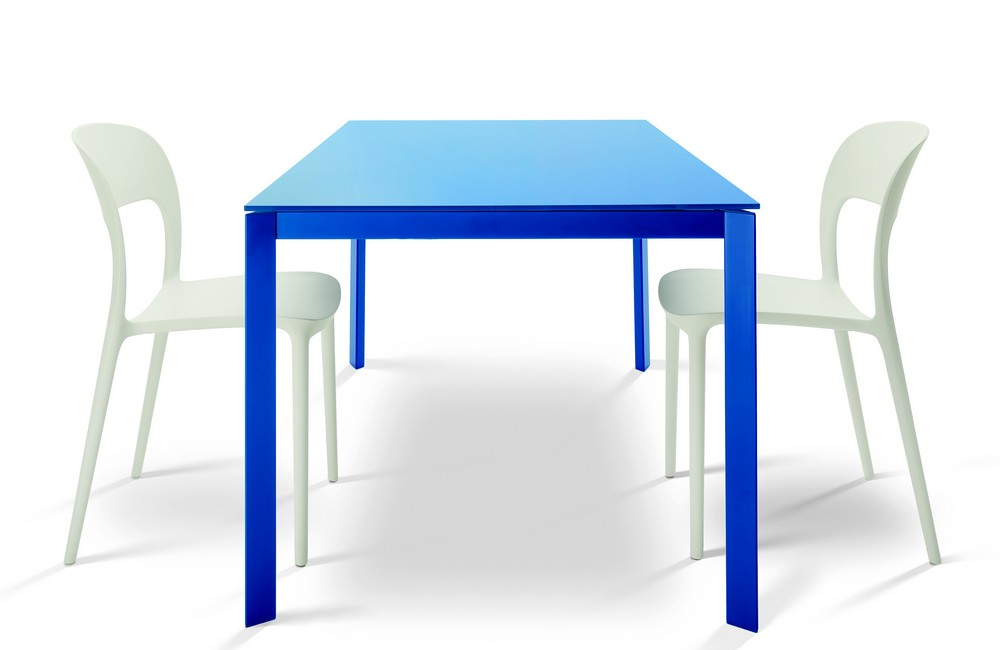 Bontempi gipsy chair stapelbar aus polypropylen für innen und