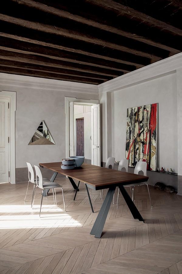 Tonin Casa Wood Ventilation Console