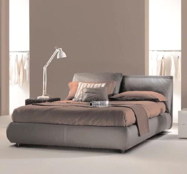 bontempi malou bed with storage - Letto Contenitore Grigio