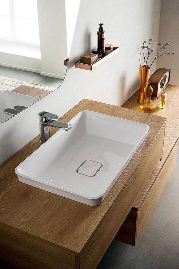 mobile da bagno pandora di kios elegante e moderno - Kios Arredo Bagno