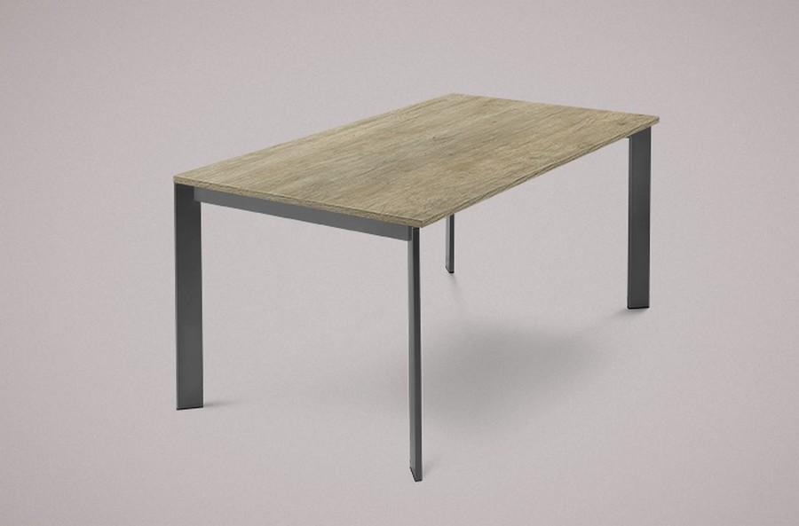 Offerta tavolo allungabile cm 130 universe di domitalia for Tavolo allungabile offerta
