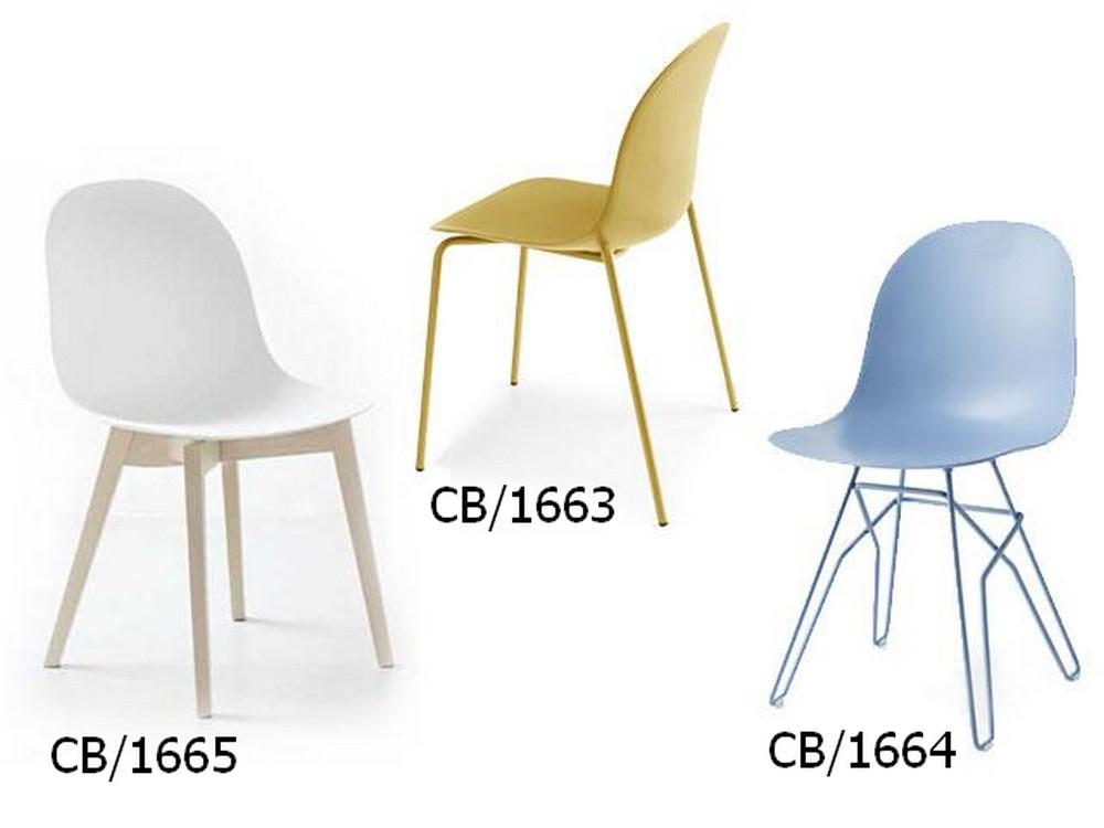 Chair Academy CB / 1664 Calligaris