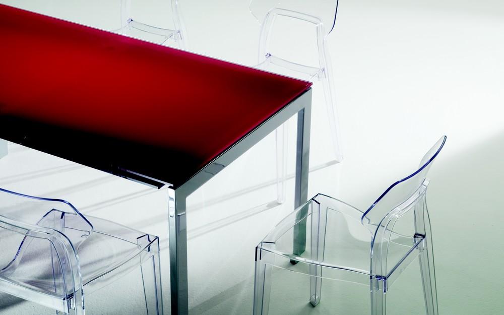 Sedia in plastica di bontempi aria per interno esterno