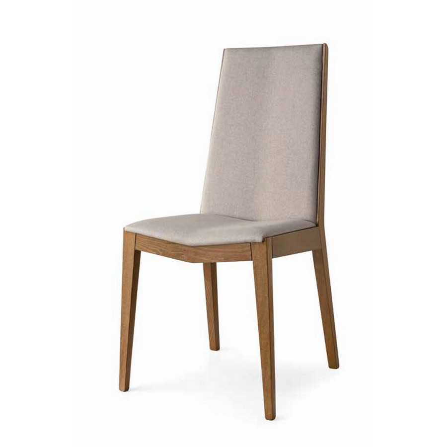 astrid connubia calligaris chair in wood