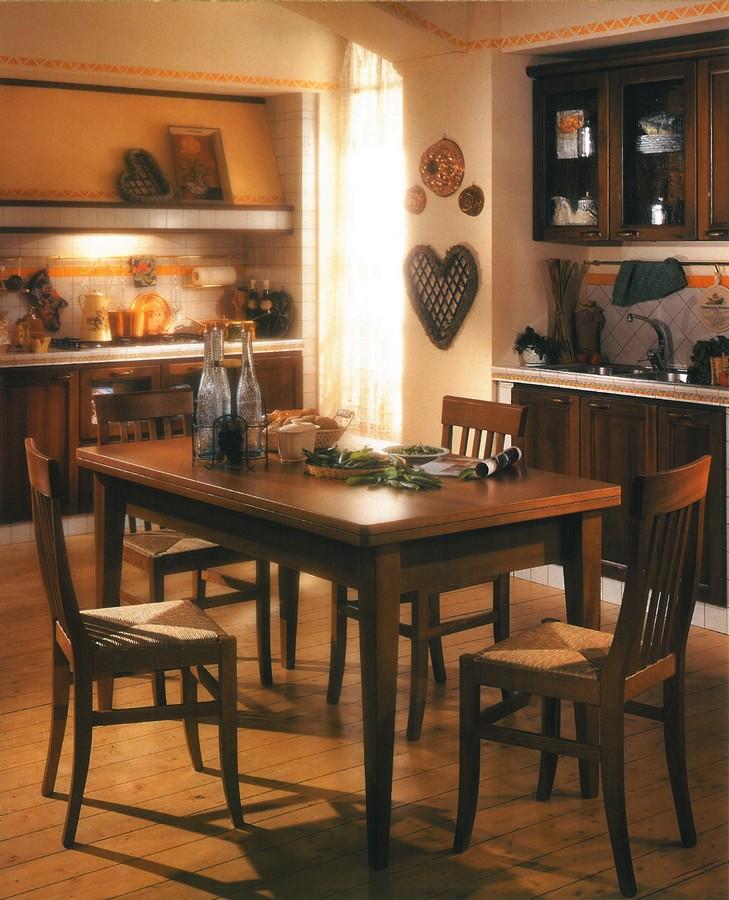 sedia in legno di faggio camilla di arredamento pari