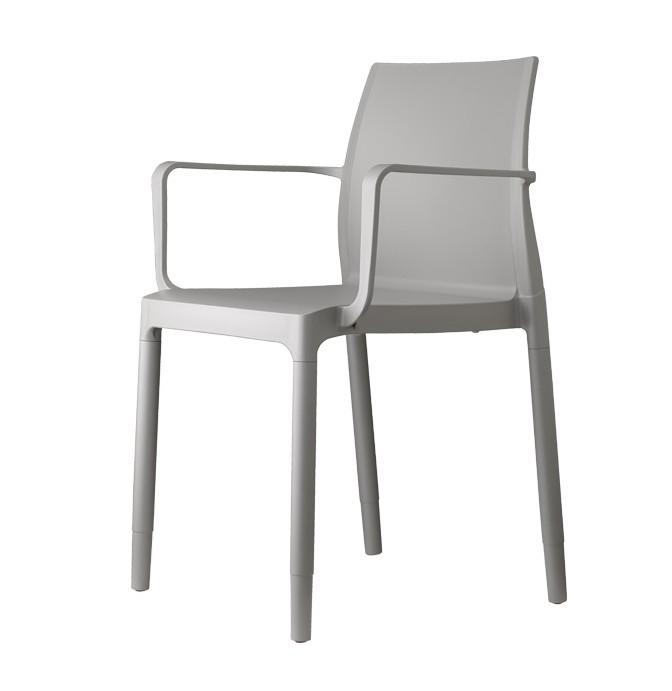 Chloe chaise avec accoudoirs tendance de scab design en for Mon exterieur design