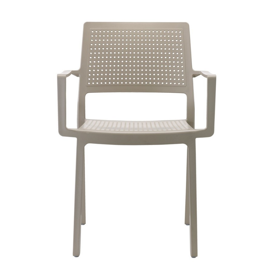 Emi Scab Chair Design In Stackable Plastic