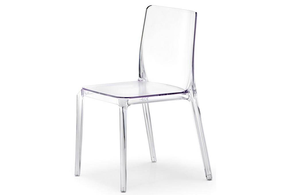 Sedia impilabile in policarbonato Blitz 640 di Pedrali
