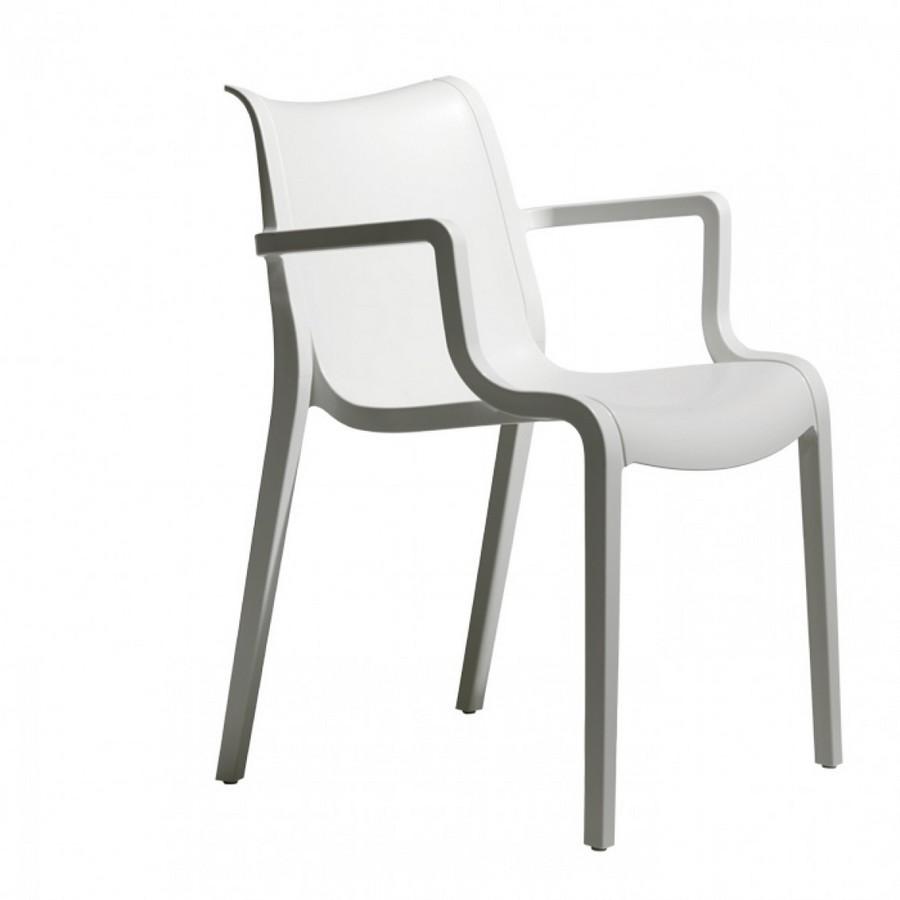 Sedia in plastica Bis Extraordinaria di Scab Design impilabile per ...