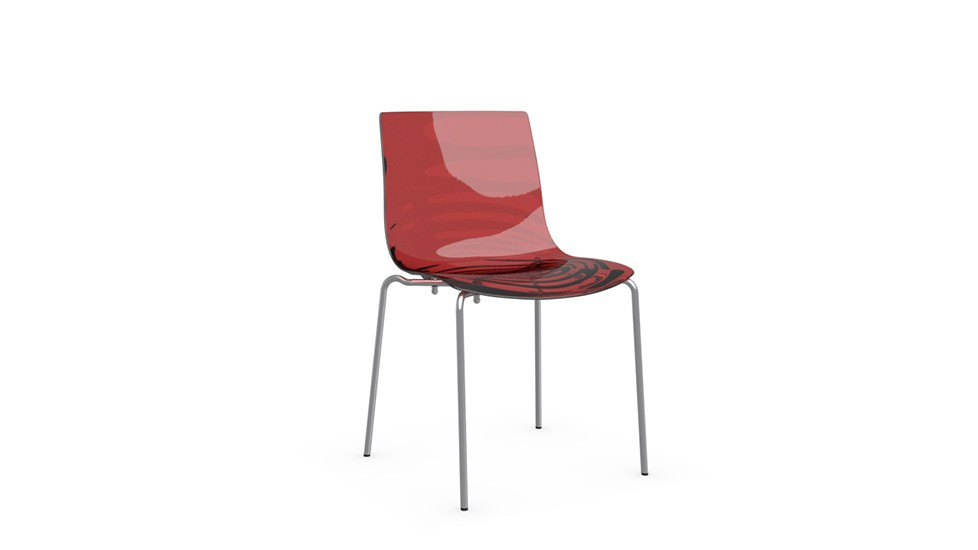 Eau Calligaris Not Stackable Chair