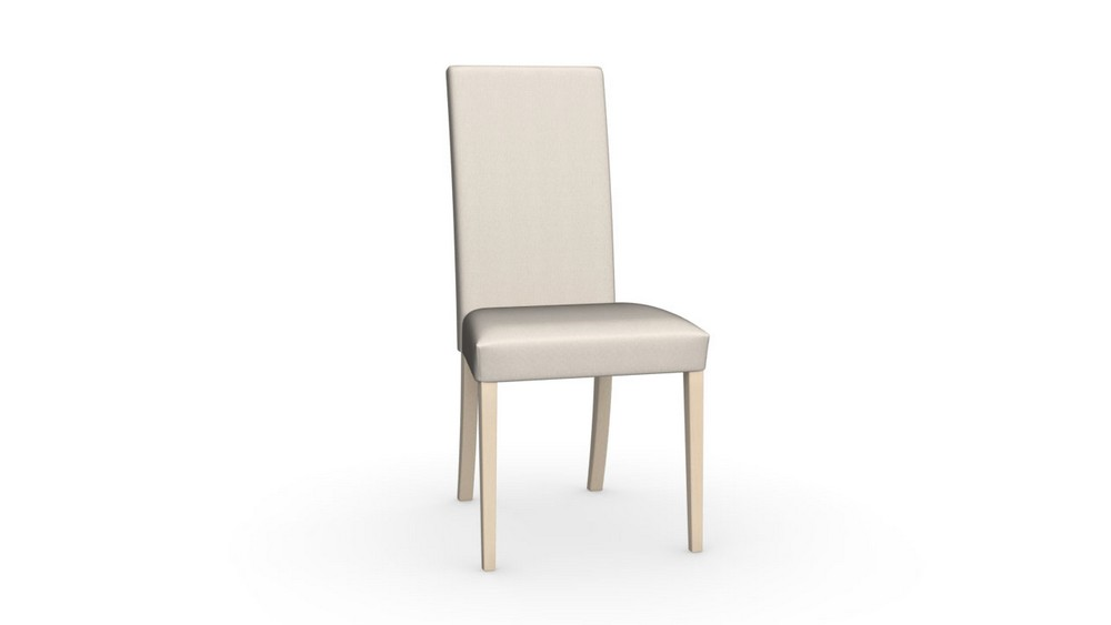 Sedia In Legno Con Scocca Imbottita Ideale Per Cucine Moderne E B Pictures to...