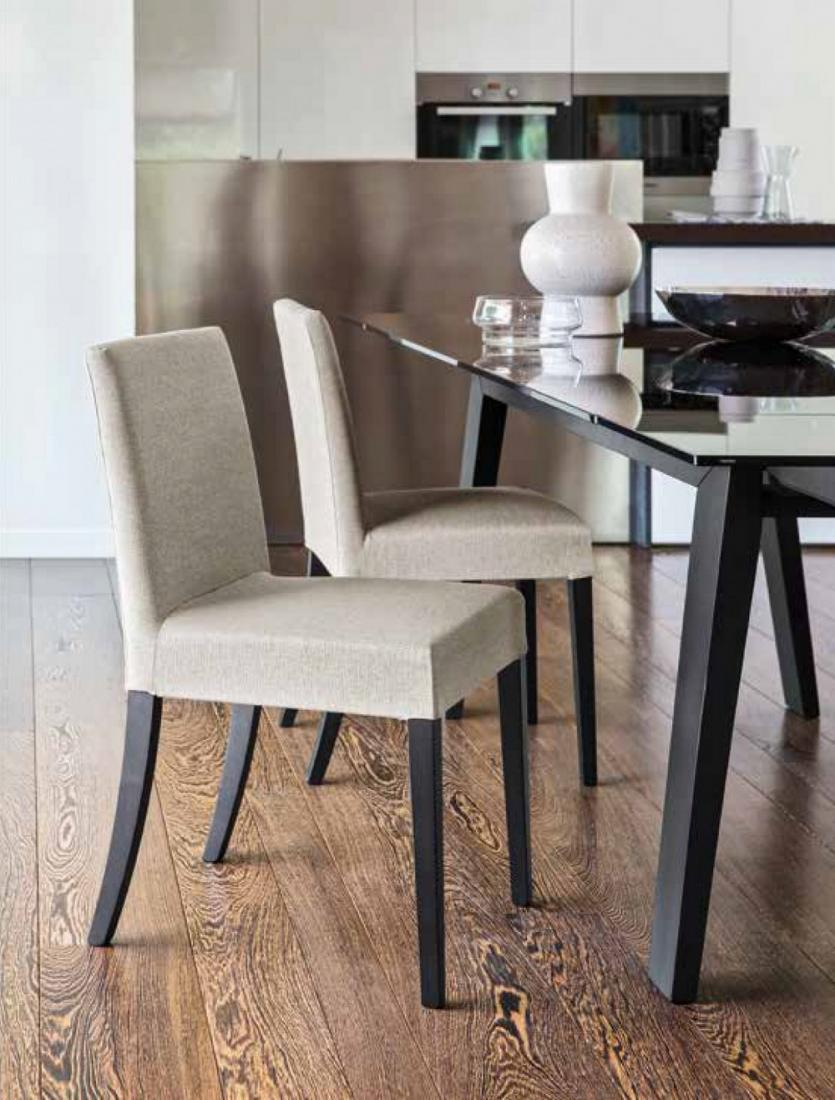 Wundervoll Connubia Calligaris Ideen Von Latina Chair By With Wooden Legs Low
