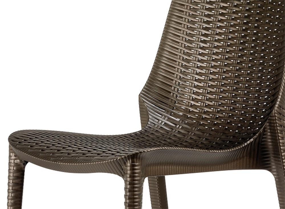 Sedute Da Giardino Dwg : Scab design poltroncina da esterno interno lucrezia impilabile in