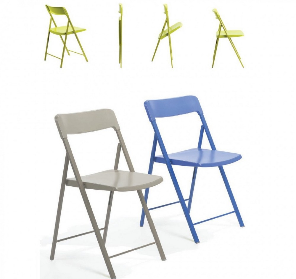 Sedie In Plastica Pieghevoli.Sedie Di Plastica Economiche Arredo A Modo Mio Masters Di Kartell