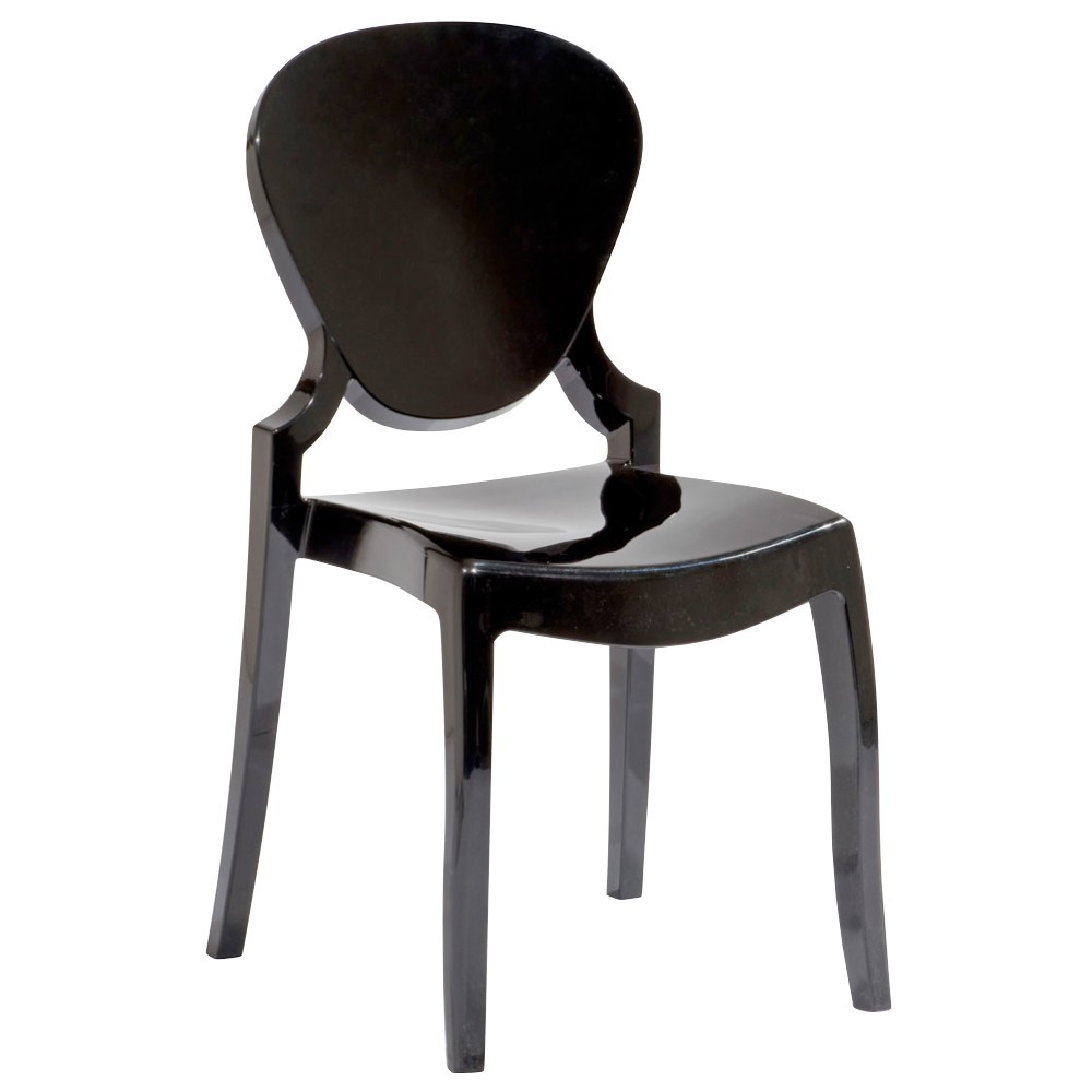 Queen Chair By Pedrali Polycarbonate