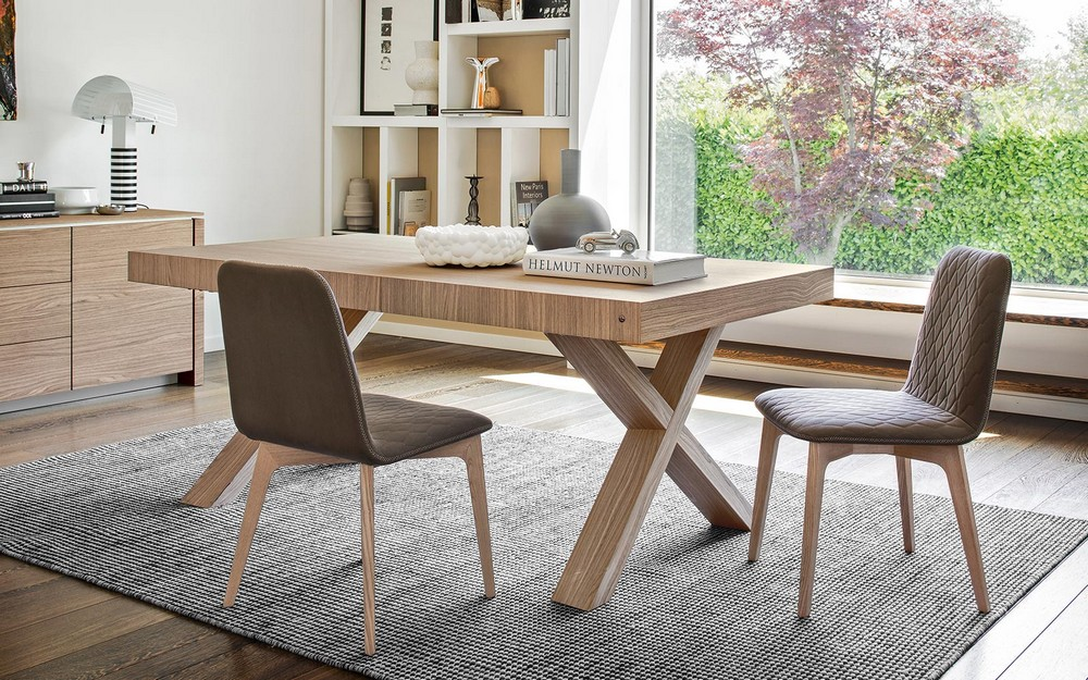 Sedie gambe legno u2013 casamia idea di immagine