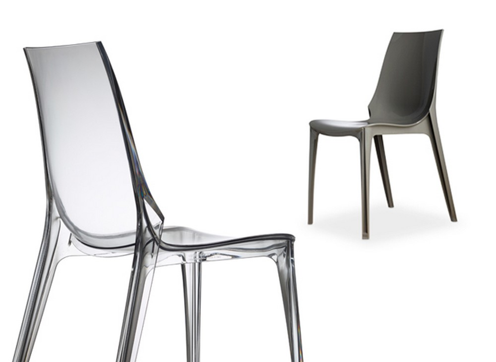 Plastic Stacking Chair Vanity By Scab Design Chair For