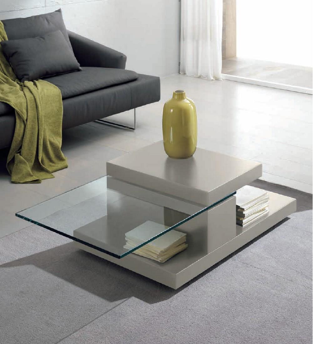 Tavolini da soggiorno in legno: tavolini moderni da salotto per l& ...