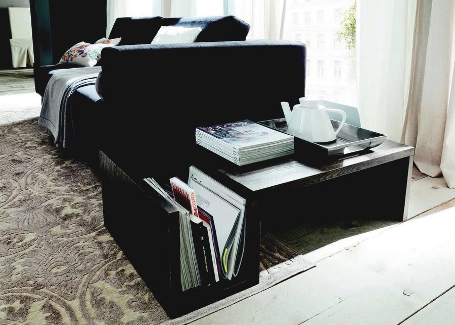 Letti Castello Legno Design Particolare : Tavolino snake di altacorte interamente in legno