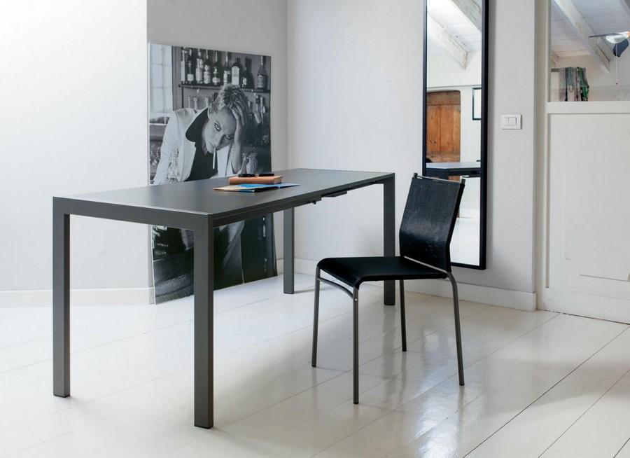 Tavolo keyo bontempi tavolo design da soggiorno millennium di