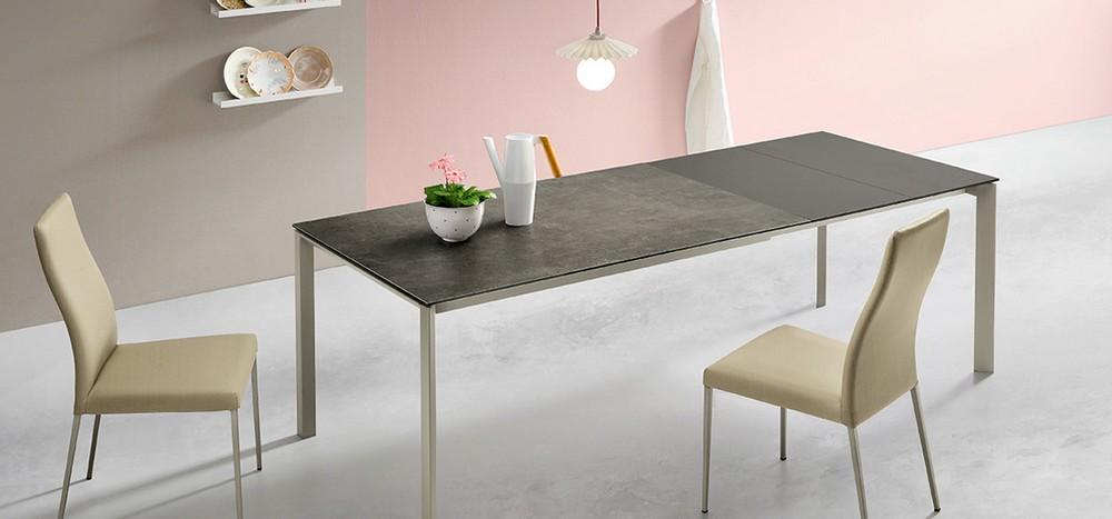 Tavoli da lavoro in legno per cucina - Tavolo cucina allungabile ikea ...