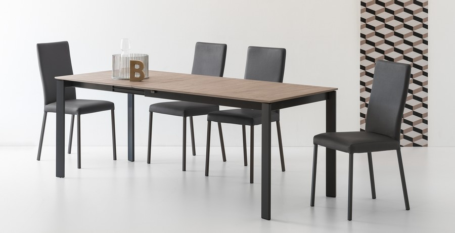 Tavolo excellence allungabile di connubia by calligaris for Calligaris tavolo allungabile