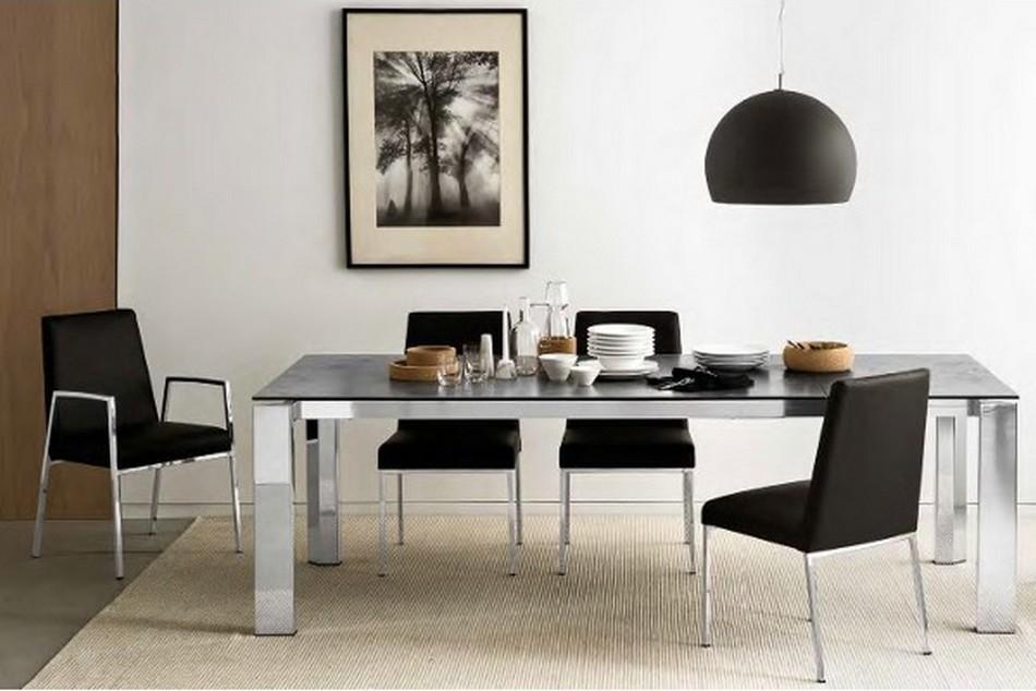 Tavoli allungabili moderni calligaris tavolo moderno - Tavolo rotondo allungabile calligaris ...