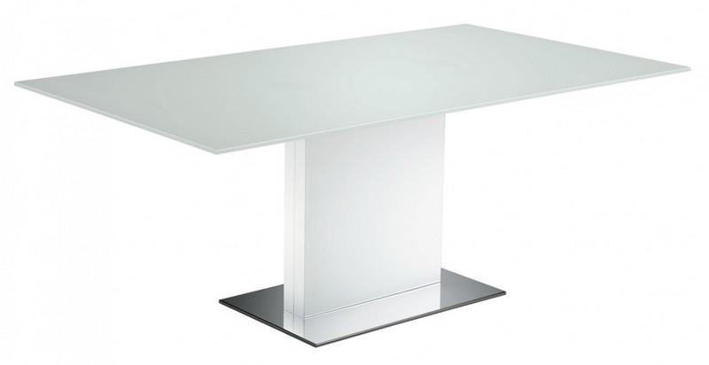 Tavolo fisso o allungabile oasi di bontempi un tavolo modereno ed