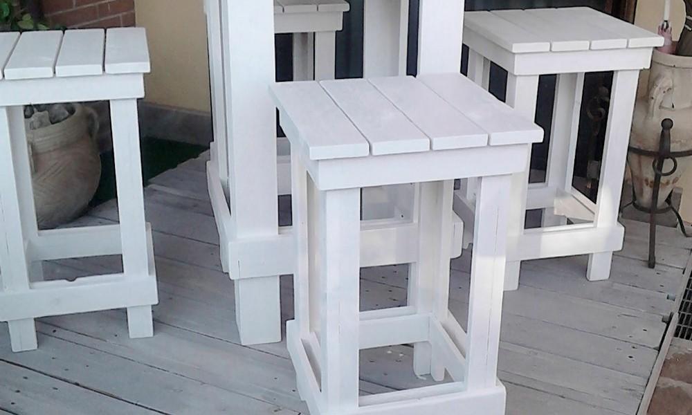 Tavolo alto da bar da giardini per interno e per for Tavolo alto da bar
