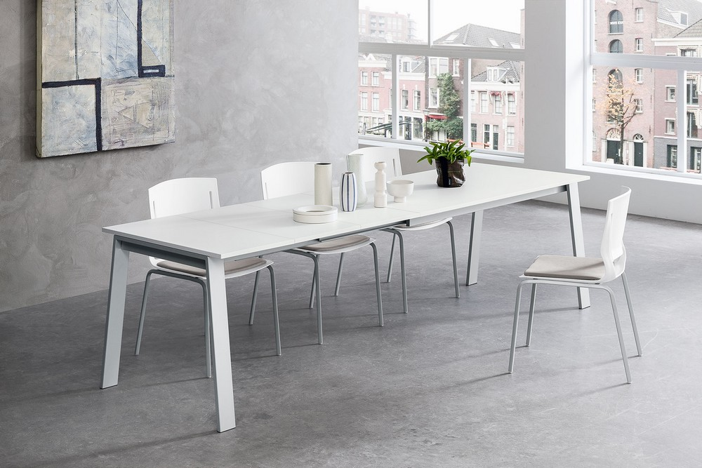 Tavoli cucina allungabili moderni top tavolo moderno mod - Tavoli cucina allungabili moderni ...