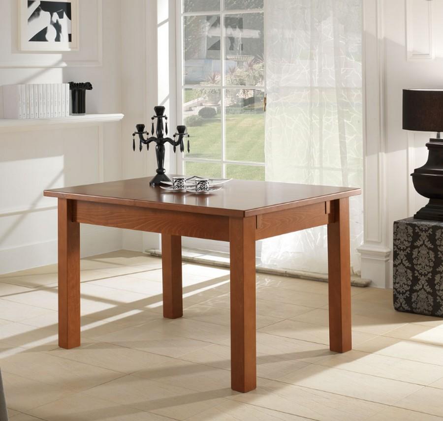 Tavolo classico in legno brio di benedetti for Tavolo di legno