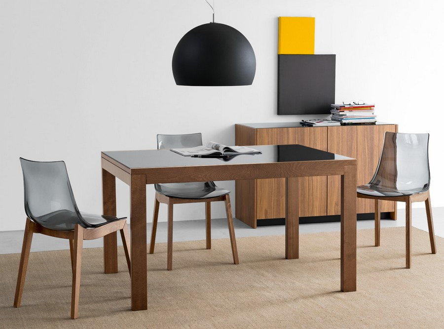 Tavolo New Smart Allungabile Di Connubia By Calligaris