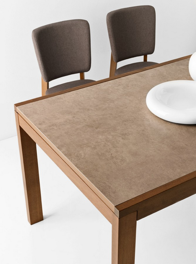 Tavolo new smart allungabile di connubia by calligaris for Calligaris tavolo allungabile