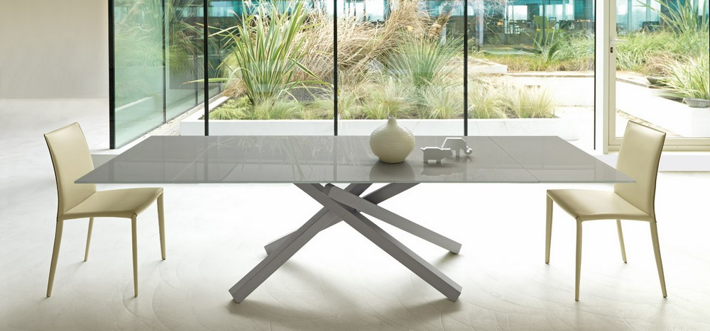 Beijing midj 39 s extensible table from midj - Table console extensible solde ...