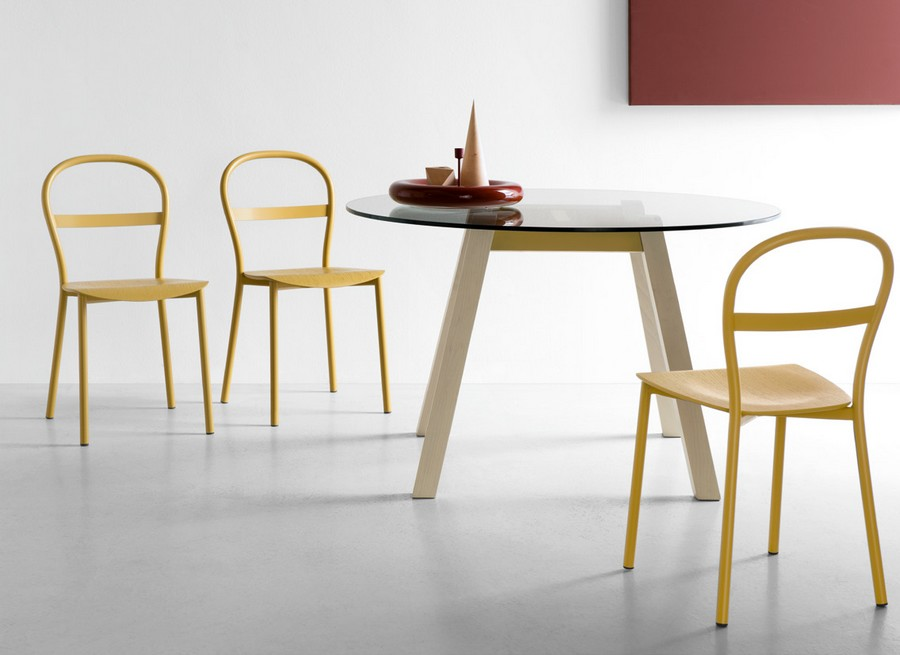 t table fixed table by connubia by calligaris with