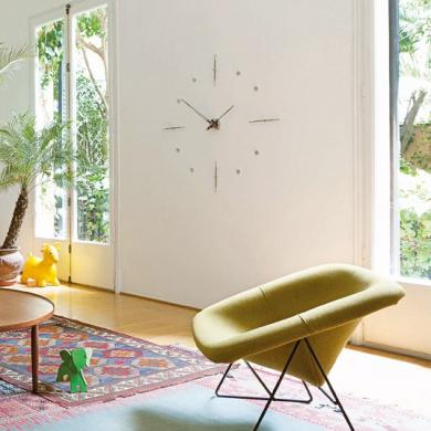 Orologi da parete moderni: 10 idee