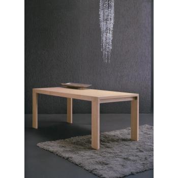 Grifo Tavolo in legno di rovere allungabile