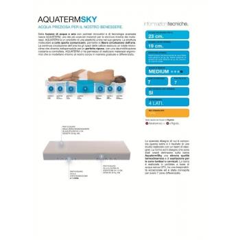 Materasso Aquaterm Sky