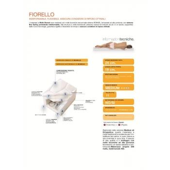 Materasso Fiorello