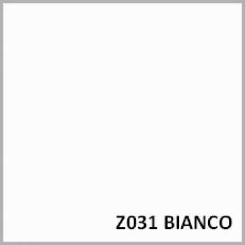 Finitura polipropilene BIANCO seduta e schienale sedia Futura