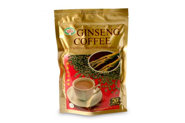 Caffè Ginseng in 20 buste monodose