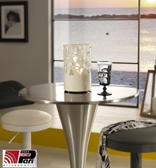 Caminetto a bioetanolo da tavola con base in metallo - Caminetto da tavolo bioetanolo ...