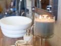 Candela di cera Oslo Vaso Luxury di Cipì profumata per il bagno