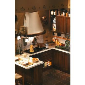 Cucina lineare tradizionale Serena di Arredamento Pari