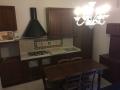 Cucina lineare tradizionale modello Serena di Arredamento Pari
