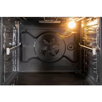 Forno elettrico incasso AKP9 780 IX di Whirlpool con estetica Urban