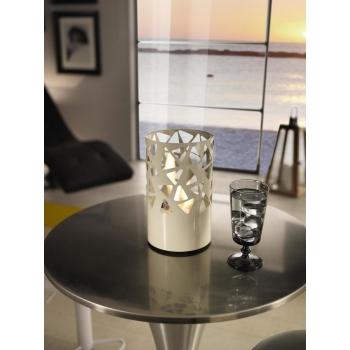 Lanterna Bay di Stones a bioetanolo da tavolo